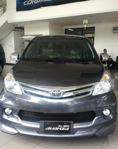 Harga Toyota Avanza OTR Banjarmasin Mei 2015