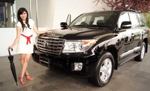 Harga Toyota Land Cruiser OTR Banjarmasin Mei 2015