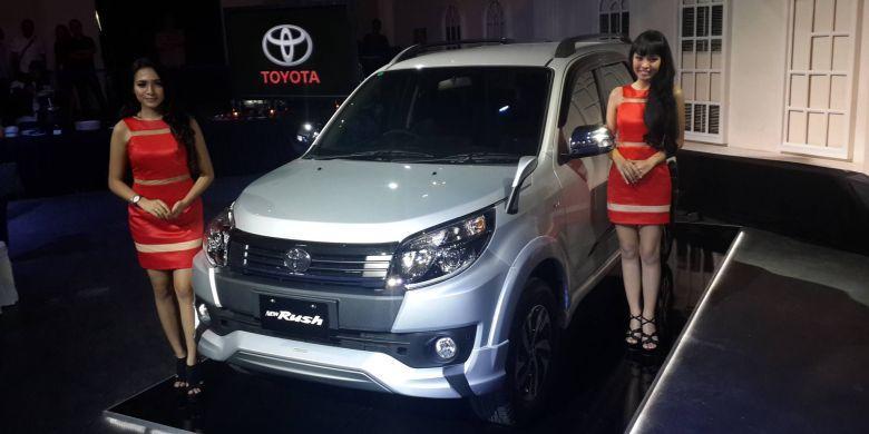Harga Toyota New Rush OTR Banjarmasin Mei 2015