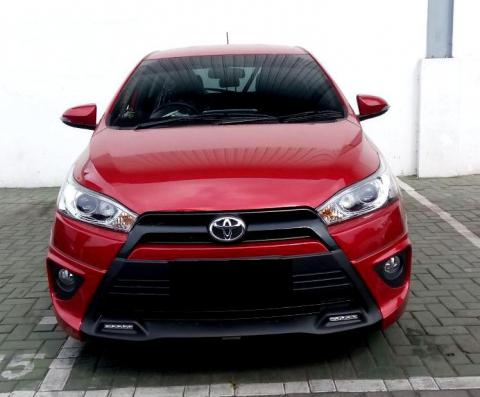 Harga Toyota Yaris OTR Banjarmasin Mei 2015