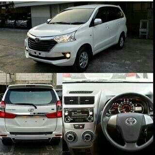 Promo Kredit Toyota Grand New Avanza 2015 Banjarmasin