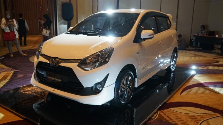 Harga Toyota Agya Banjarmasin Mei 2019