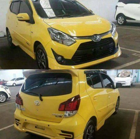 Toyota Agya Banjarmasin