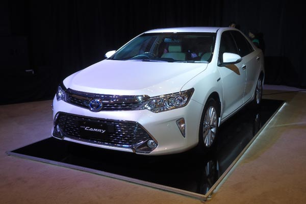 All New Camry