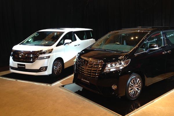 Harga Resmi Toyota Alphard dan Vellfire Baru Di Indonesia