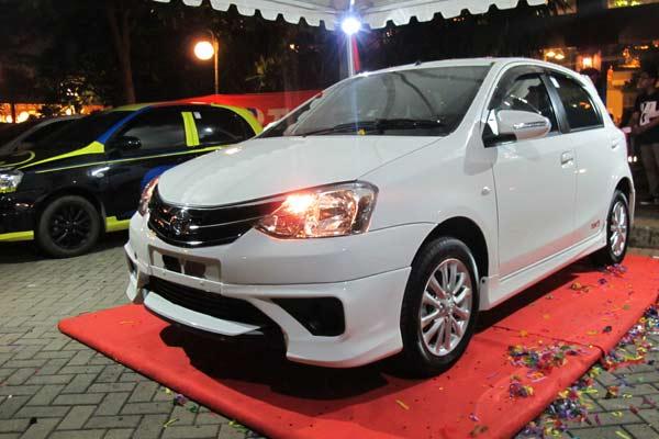 Harga Toyota Etios