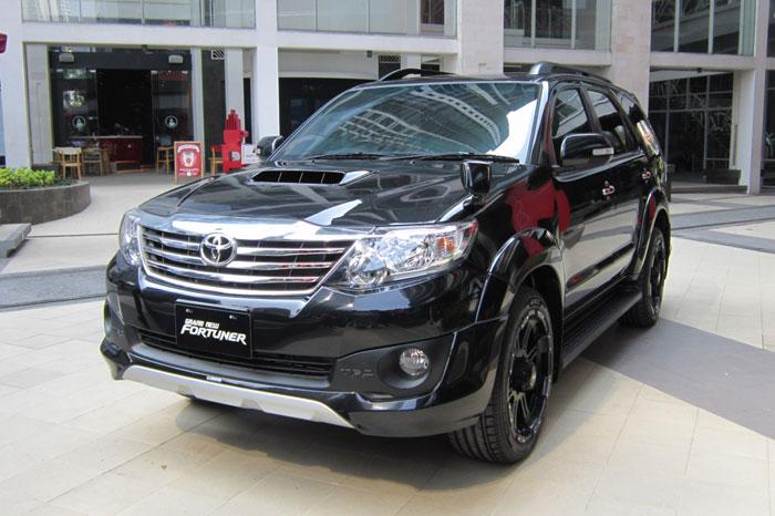 Harga Toyota Fortuner OTR Banjarmasin September 2015