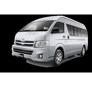 Harga Toyota Hiace OTR Banjarmasin September 2015