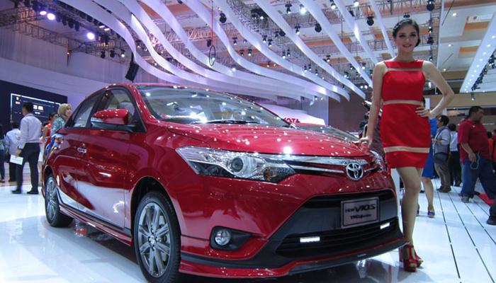 Harga Toyota Vios OTR Banjarmasin September 2015