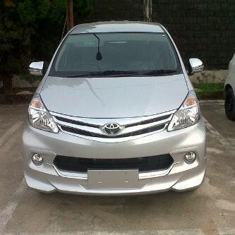 Promo Toyota Avanza DP Murah Banjarmasin Juli 2015