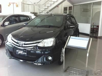 Harga Toyota Etios Banjarmasin Desember 2017
