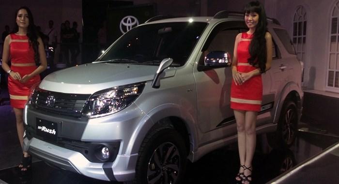 Promo Toyota Rush DP Murah Banjarmasin Agustus 2015