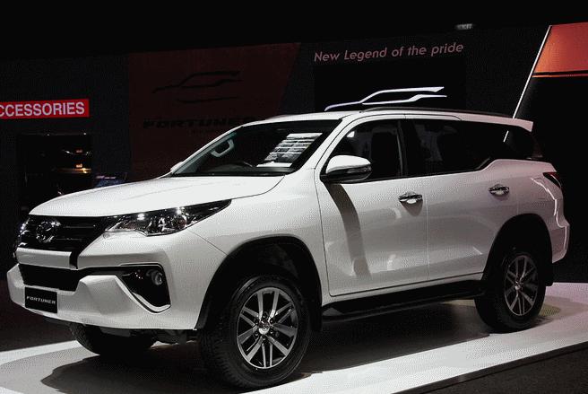 Promo Terbaru Toyota Fortuner Banjarmasin November 2018