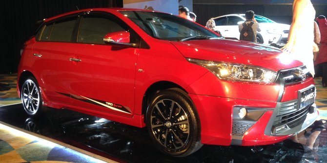 Promo Terbaru Toyota Yaris Banjarmasin November 2018