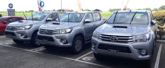Promo Terbaru Toyota Hilux Banjarmasin November 2018