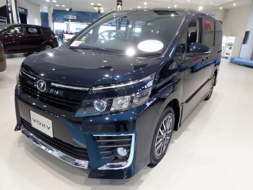 Promo Terbaru Toyota Voxy Banjarmasin November 2018