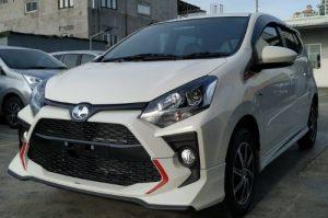 Harga Toyota Agya Banjarmasin