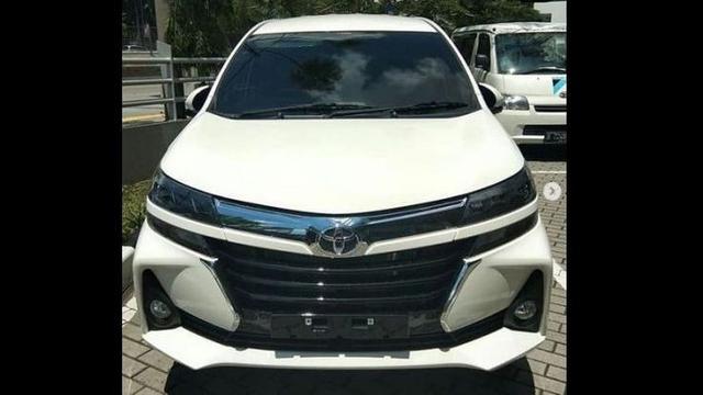 Open Indent Toyota New Avanza 2019 Banjarmasin